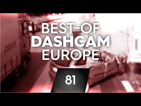 #81: Bad Driving [Dashcam Europe]