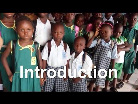Savior of the World Children's Center - Intro