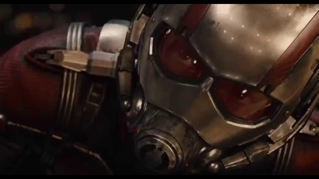 Ant-Man - Bande-annonce VF - Marvel Officiel | HD