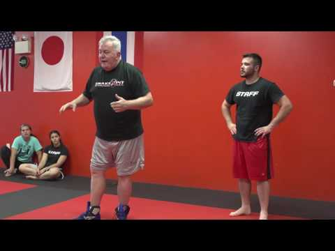 "Catch Wrestling: Coach Floyd ""Bad News"" Winter seminar Razors Edge MMA: Snake Pit U.S.A."