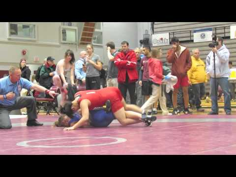 2012 McMaster Invitational: 59 kg Kei Yamana vs. Laurel Knowles