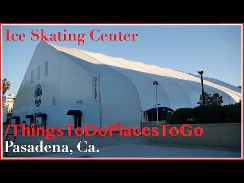 Pasadena Ice Skating Center & Hockey Rink at Convention Center | Things To Do in Pasadena California
