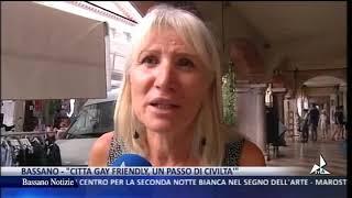 Bassano è città Gay Friendly. E i cittadini sono favorevoli.