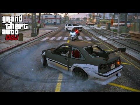 Download Youtube: GTA 5 Roleplay - DOJ 378 - Drift Build