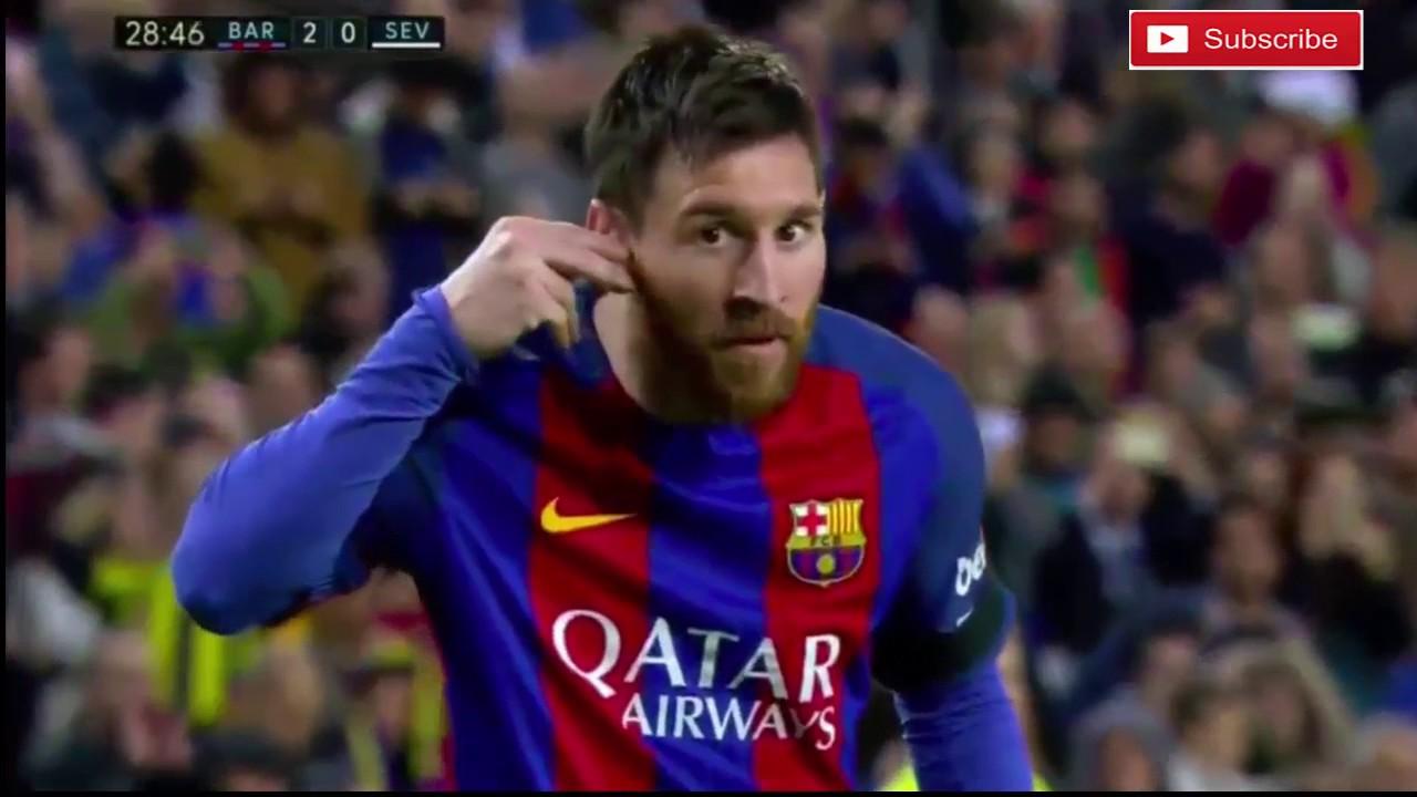 Download Barcelona vs Sevilla 3-0 All Goals & Highlights 2017 HD