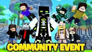 Wir spielen GEMEINSAM MINECRAFT! - Community Event [Deutsch/HD/Live]
