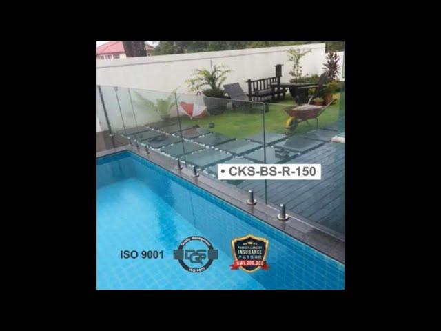 CKS-BS-R-150 Balustrade Spigot