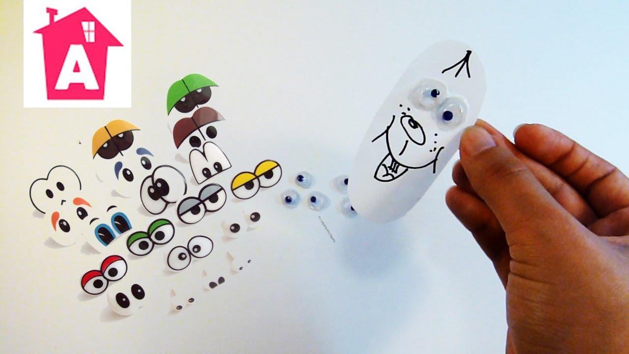 Как сделать глаза игрушке фото 31