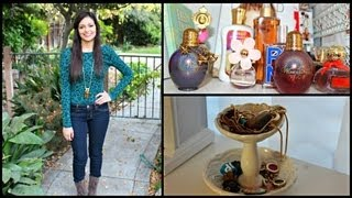 Getting Ready: Cute & Casual Fall day!