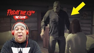 [HILARIOUS!] TALKING MY WAY OUT OF DYING LMAO!  [FRIDAY The 13th w/ Mic]
