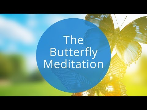 Meditation for Kids - The Butterfly - Kids' Meditation