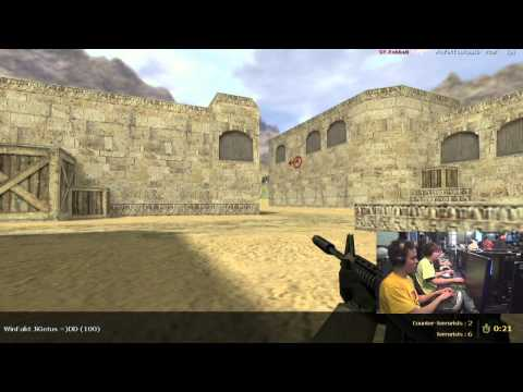 SK Gaming vs. WinFakt 2/2 - IEM GC New York Counter-Strike Grand Final