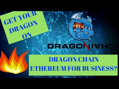 Dragonchain Project Review - The Next Ethereum For Blockchain - Gem #3 For 2018