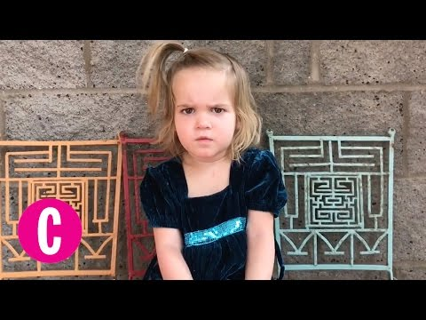 Little Girl's Argument With Her Boyfriend on her Toy Phone is Absolutely Adorable | Cosmopolitan