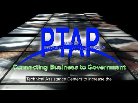 PTAP: Connecting Business To Government (Open Captions)