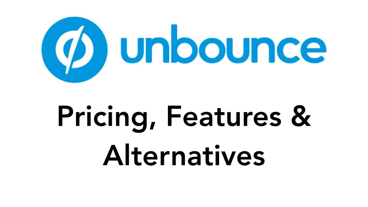 Unbounce Review - The Best Landing Page Maker in the Market