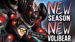 SEASON 8 BRINGING VOLIBEAR BACK?! | NEW RUNES | MAKE LEAGUE GREAT AGAIN! - Trick2G