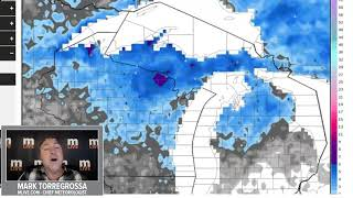 Michigan weather forecast for Jan. 23, 2020
