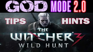 The Witcher 3 - God Mode 2.0 Exploit Tips - Patch 1.08 - Invincibility Infinite Stamina Extreme DPS