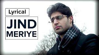 Jind Meriye | Full Song with Lyrics | Purani Jeans