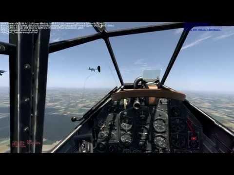 IL-2 Cliffs of Dover - Stuka Country (Team Fusion 4.312)