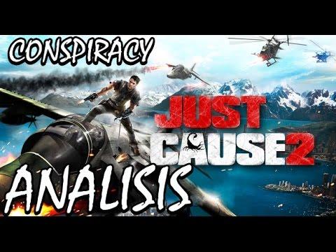 Just Cause 2 pc Analisis mas gameplay comentado por Conspiracy