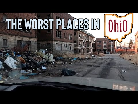 10 Places in OHIO You Should NEVER Move To