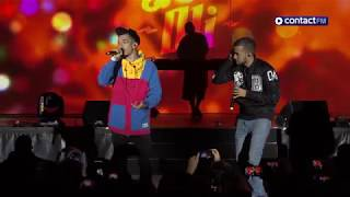Download BIGFLO & OLI - Dommage (live) - Grand Live Contact FM MP3 song and Music Video