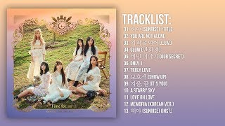 [Full Album] 여자친구 (GFRIEND) – 여자친구 `Time for us` (2nd Album)
