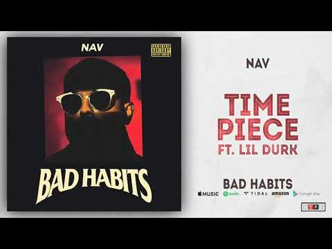 NAV- Time Piece ft  Lil Durk (Official Instrumental) Prod. By Thewrightway