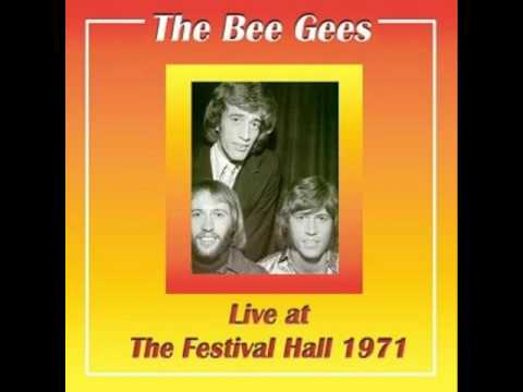 The Bee Gees Live 1971 Festival Hall
