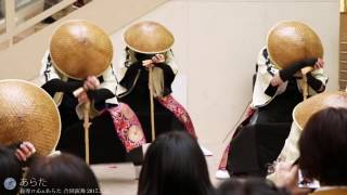 アルプラザ鹿島店イベント演舞 撮影協力:Yusuke.