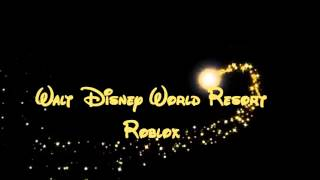 Roblox Walt Disney World Logo