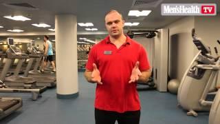 фитнес онлайн: разминка