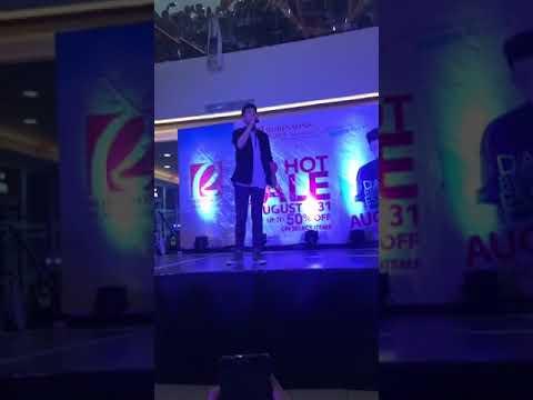 Darren Espanto Live at ROBINSONS TACLOBAN (08-11-2017)