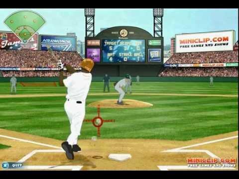 Miniclip Baseball Cheat