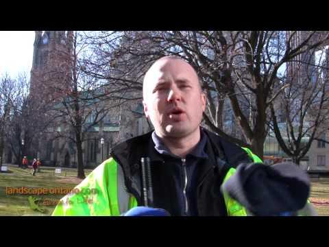 Kyle Tobin interview at St. James Park