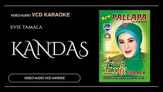 Kandas - Evie Tamala Feat Brodin - New Pallapa ( Official Music Video )