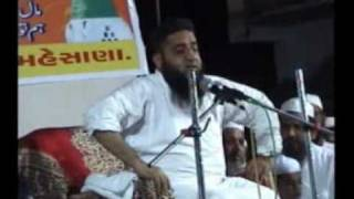 QARI AHMED ALI BAYAN 04-04-09  PART 1
