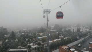 MI TELEFERICO - NIEVE/SNOW - CABLE CAR [La Paz-Bolivia]
