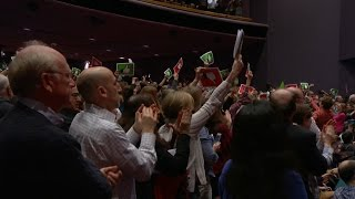 Record Numbers Turn Out for Lance Town Hall