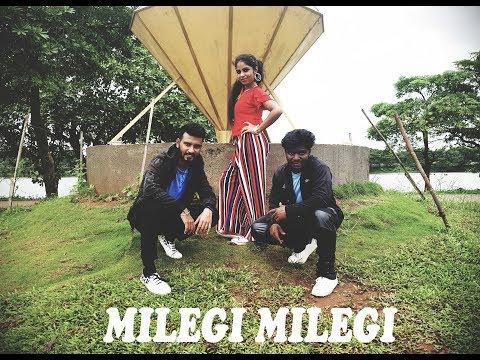 Milegi Milegi   STREE   Mika Singh   Sachin - Jigar   Rajkummar Rao   Vinita Rajani Choreography