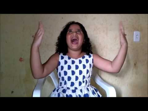 Sossega - Canção e Louvor (Interpretado por Anelizy Moraes)