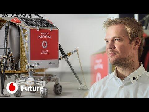 A Vodafone e a Nokia vão levar a rede 4G à Lua | Vodafone Future