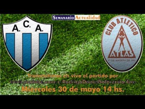 "Primera ""D"" 2017/2018 - 2º Semifinal del reducido - Argentino de Merlo vs Atlas"