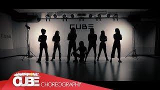 CLC(씨엘씨) - 'No' (Choreography Practice Video) (Silhouette Ver.)