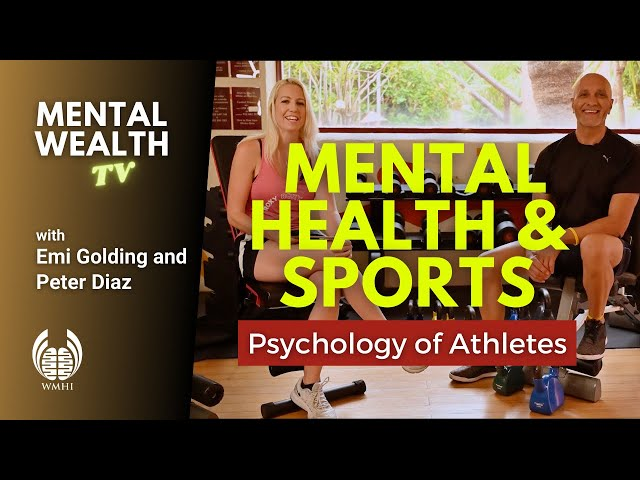 Sports, Athletes & Mental Health: What can we learn from Sports Psychology in relation to Workplaces