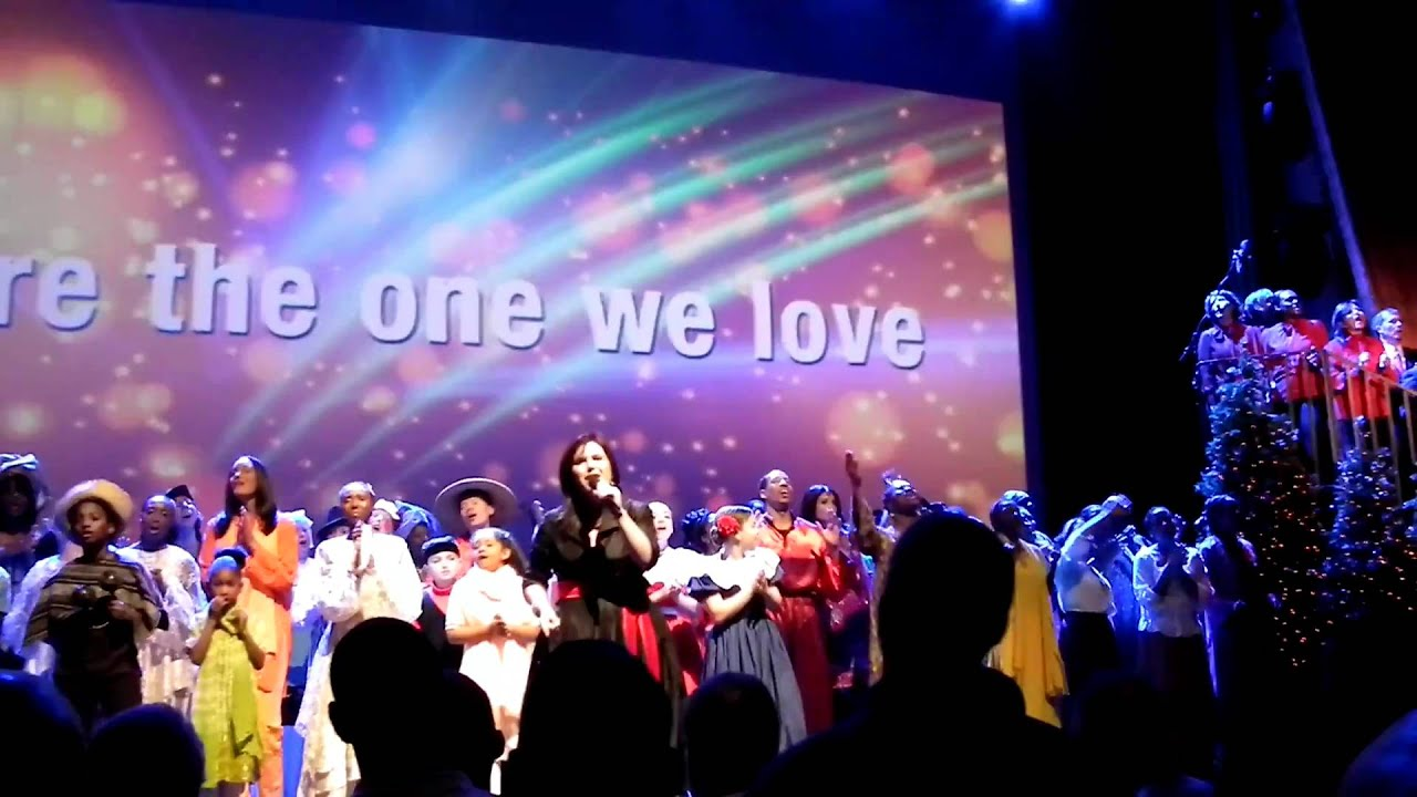 brooklyn tabernacle choir christmas 2010 amazing love feat nicole power binion youtube - Brooklyn Tabernacle Christmas Show