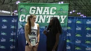 GNAC Indoor Track & Field Championships - Tori Johnson