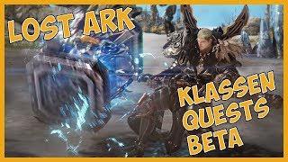 Lost Ark: Closed Beta 2, neue Klassen & öde Quests -MMORPG News-